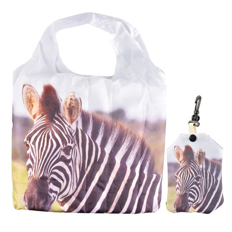 Reusable Safari Animals Totes Set