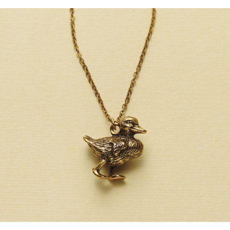 Make Way for Ducklings Necklace