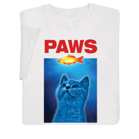 PAWS Tees