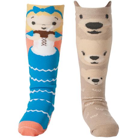 Story Time Toddler Socks - Classics