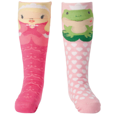 Story Time Toddler Socks - Classics
