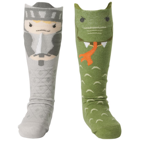 Story Time Toddler Socks - Adventure