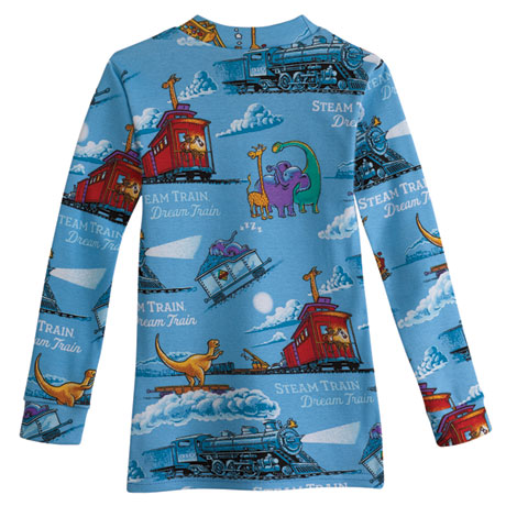 Steam Train, Dream Train Pajamas