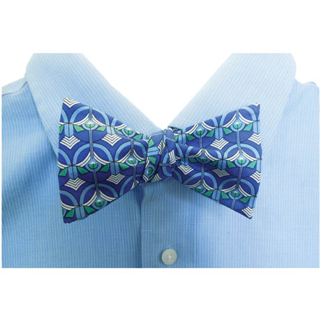 Frank Lloyd Wright Greek Orthodox Church Screen Bow Tie