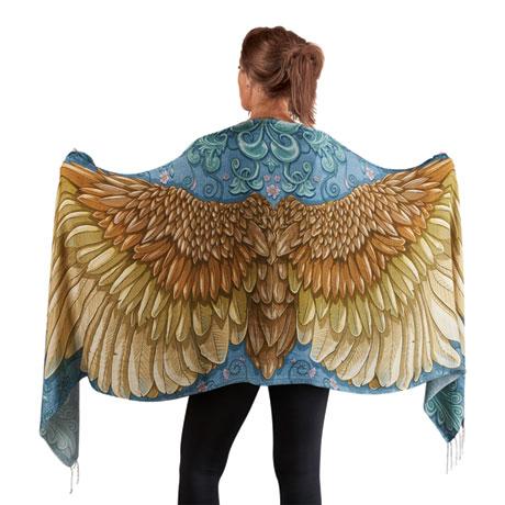 Wings Wrap