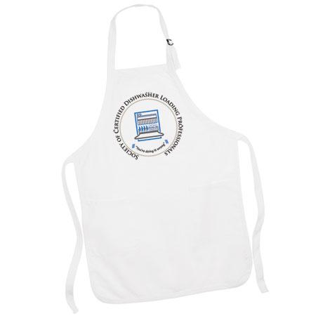 Certified Dishwasher Loader Apron