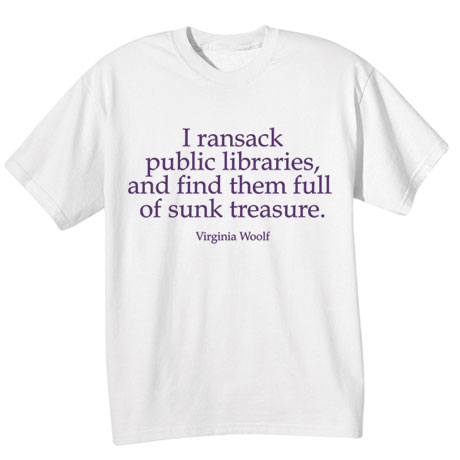 Public Libraries Shirt