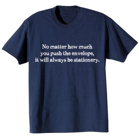Stationery Shirts