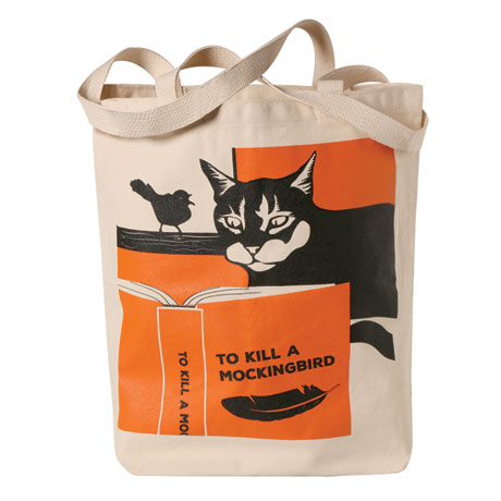 To Kill a Mockingbird Tote