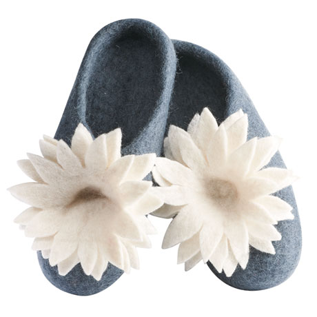 Dahlia Slippers