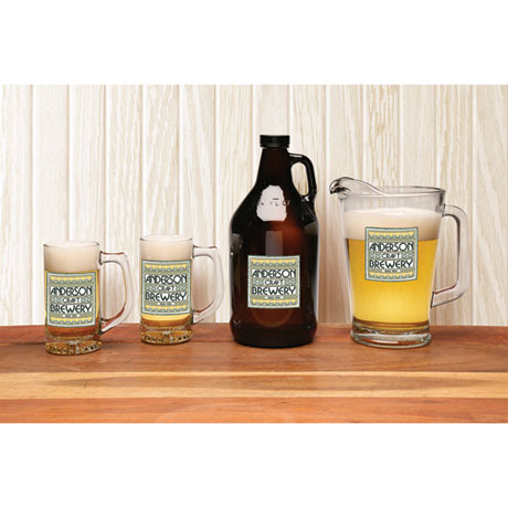 Personalized Craft Brewery - Pitcher