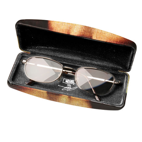 Mona Lisa Designer Eyeglass Case