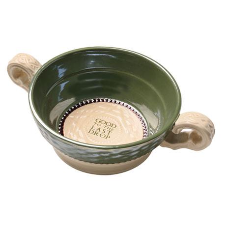 Celtic Soup Bowl