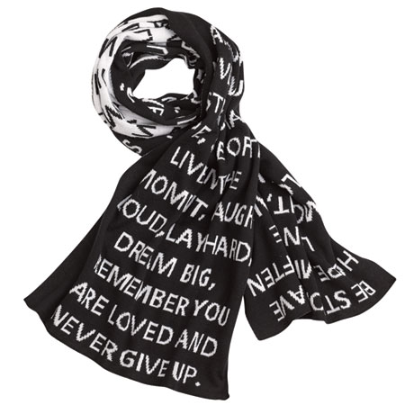 Be Strong Scarf