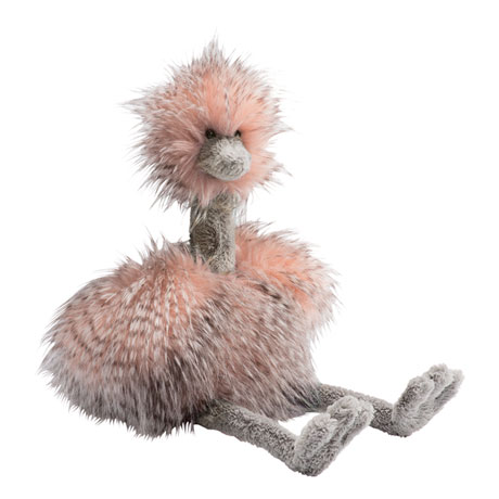 Jellycat Mad Pets Soft Plush Toy - Odette Ostrich