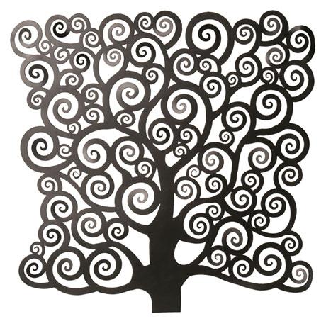 Symbolist Tree of Life Wall Art