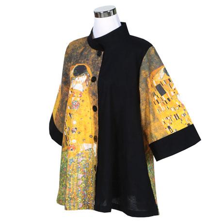 Klimt The Kiss Swing Jacket
