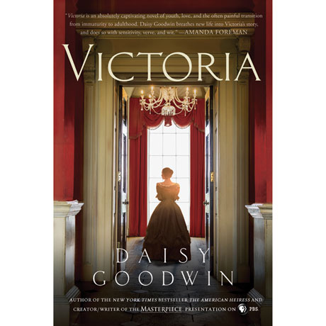 Victoria: A Novel of a Young Queen - Signed