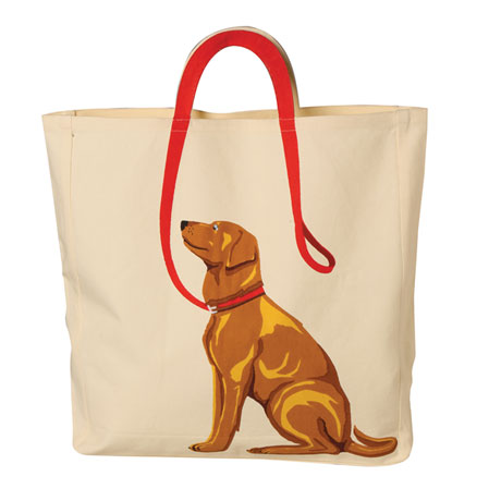Dog Leash Tote