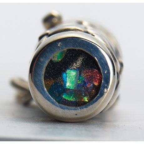 Sterling Silver Kaleidoscope Necklace