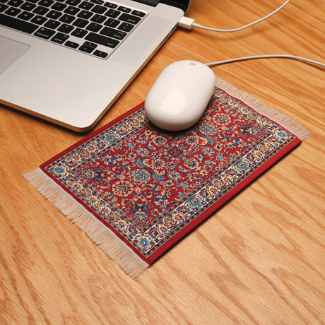Mouse Rug