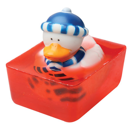 Rubber Ducky Soaps Set