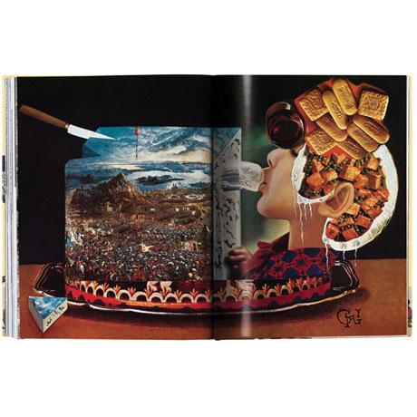 Salvador Dali's Cookbook