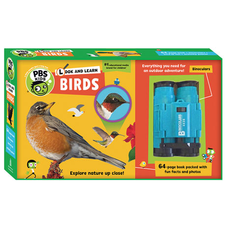 Look and Learn Birds