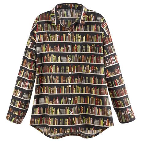 Bookshelf Shirt