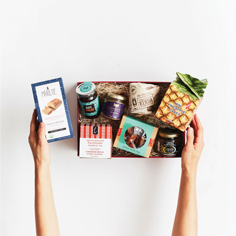 Try the World Holiday Foods Box