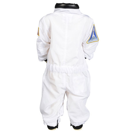 Personalized  Astronaut Suit with Embroidered Cap
