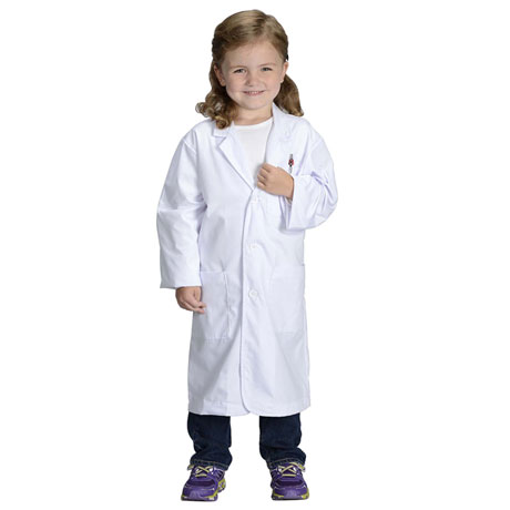 Personalized Lab Coat