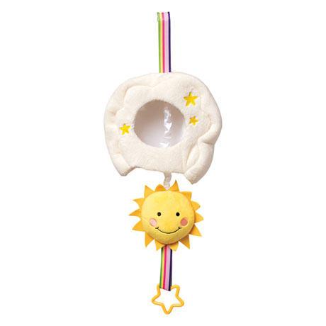 Lullaby Sun Musical Pull Toy