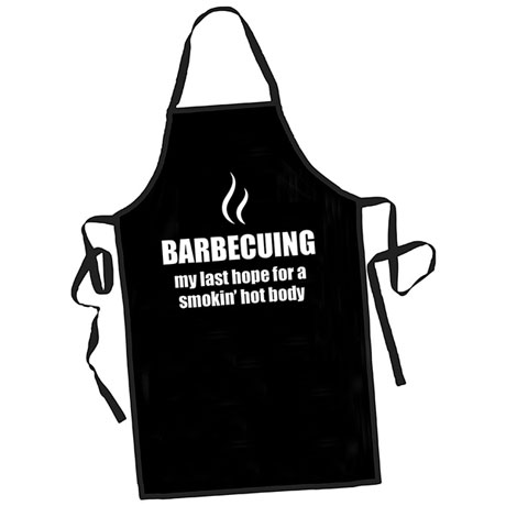 Barbecuing Apron