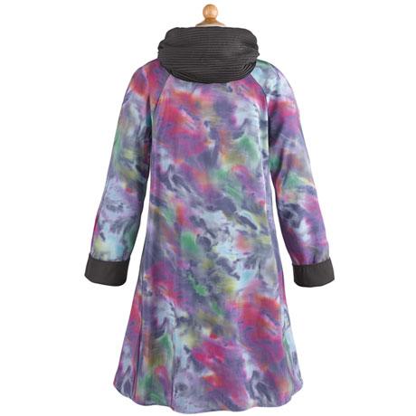 Aurora Borealis Raincoat
