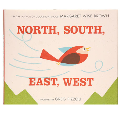 Margaret Wise Brown: North, South, East, West