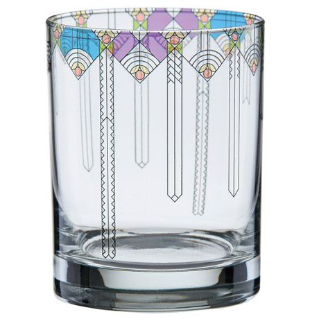 Frank Lloyd Wright® April Showers Tumbler glasses
