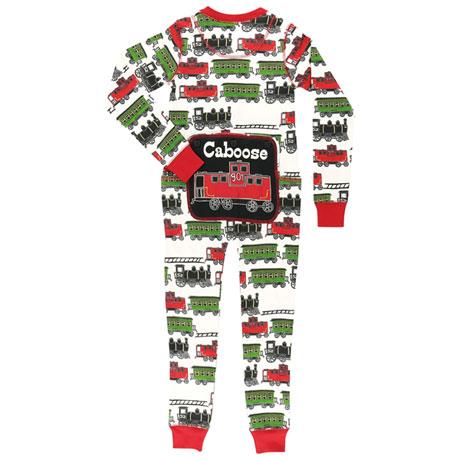 Kid's Choo Choo Pajamas