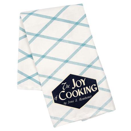 Joy of Cooking  Tea Towel