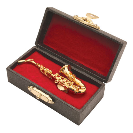 Miniature Musical Instrument Lapel Pins
