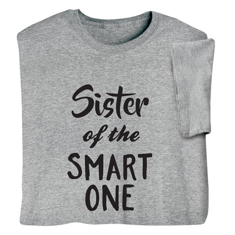 Personalized Sibling Shirts