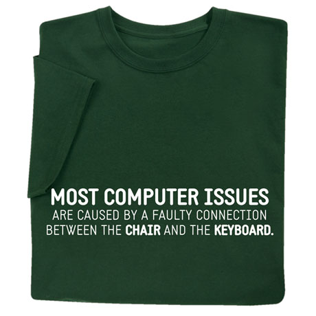 Faulty Connection Shirts