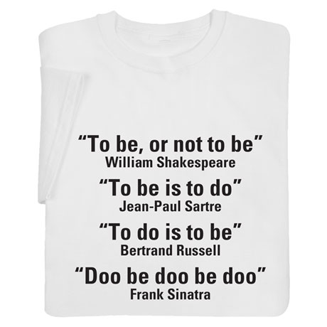 Doo Be Doo Shirts