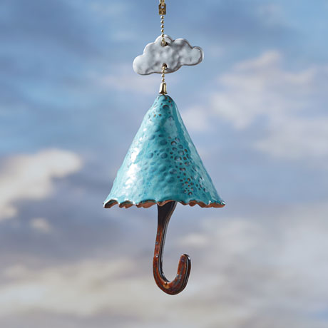 Umbrella Garden Bell