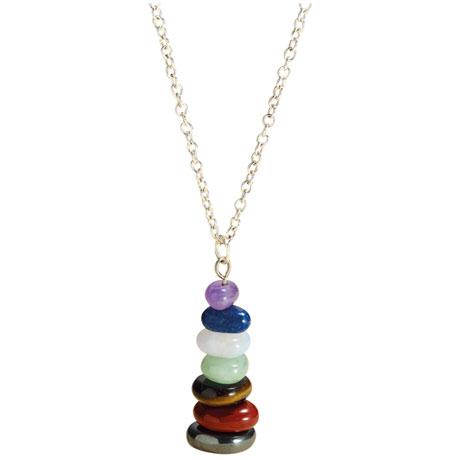 Chakra Stones Necklace