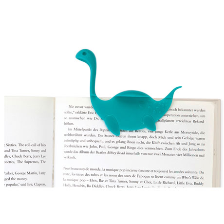 Nessie Bookmarks - Set of Two