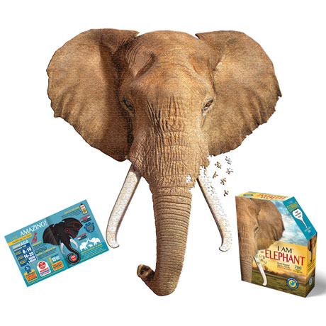 I Am Elephant 700 Piece Jigsaw Puzzle