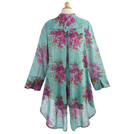 Roses Tunic