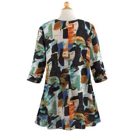 Abstract Art Tunic