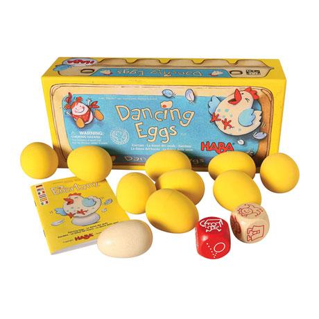 Dancing Eggs Game